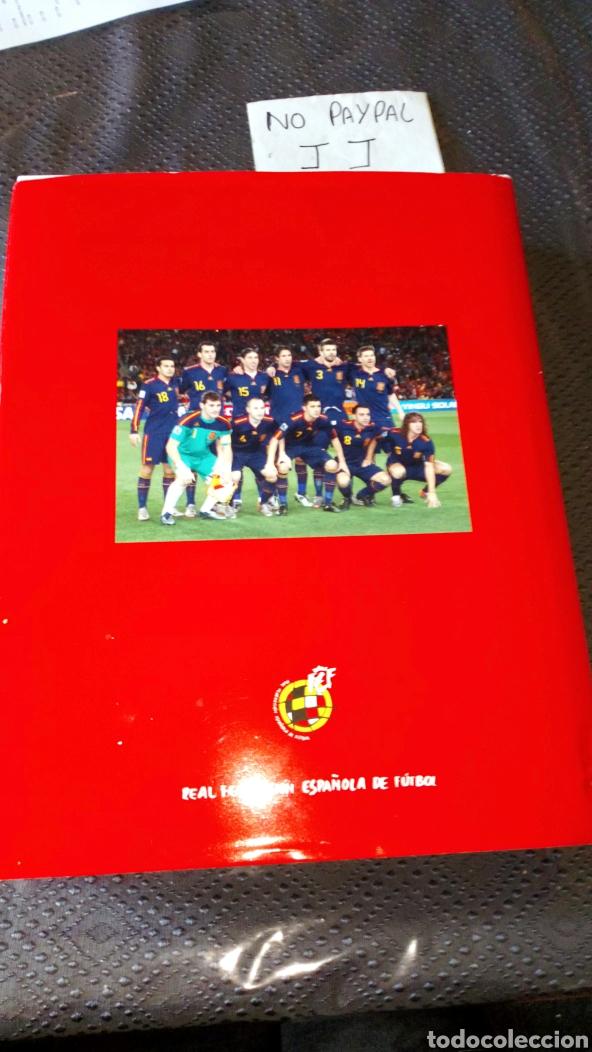 Libros de segunda mano: Gran libro españa campeon del mundo 2010 fútbol real federación española ver fotos estado - Foto 6 - 222856320