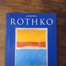 Libros de segunda mano: LIBRO. ROTHKO. TASCHEN. Lote 223001787