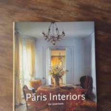 Libros de segunda mano: LIBRO PARIS INTERIORS. TASCHEN. Lote 223002511