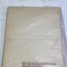 Libros de segunda mano: L-5859. EL ARTE ESPAÑOL EN LAS PUBLICACIONES. ROCA. 1971.. Lote 223112146
