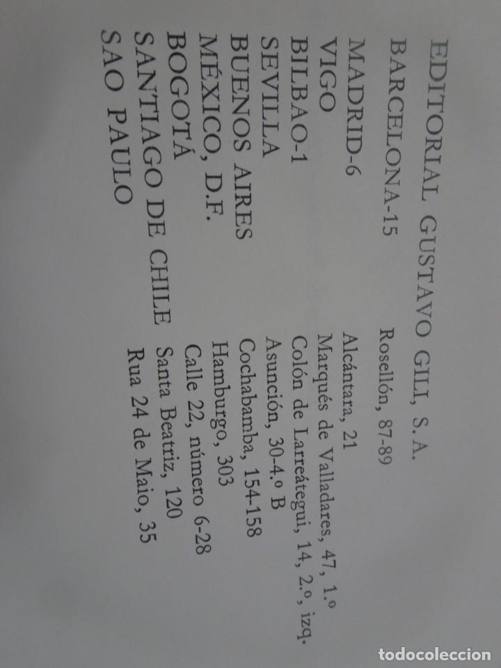 Libros de segunda mano: ESCULTURAS DE PICASSO – OBRA COMPLETA - W. SPIES - 1ª EDICIÓN 1971, GUSTAVO GILI , VER FOTOS - Foto 3 - 223219790