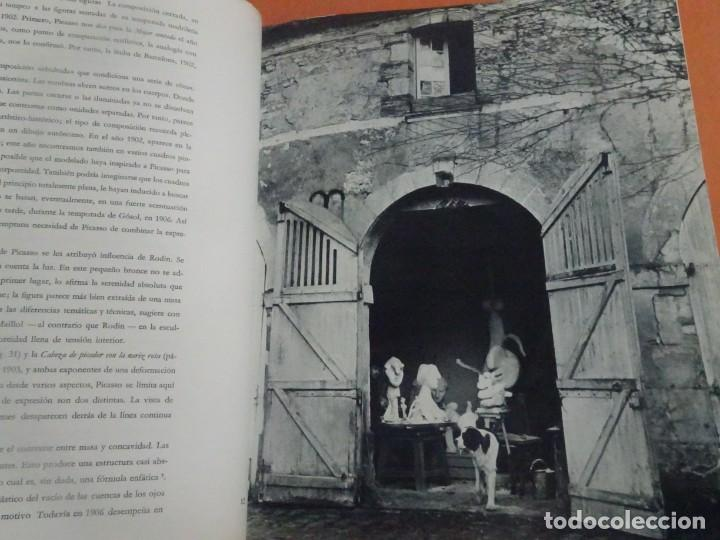 Libros de segunda mano: ESCULTURAS DE PICASSO – OBRA COMPLETA - W. SPIES - 1ª EDICIÓN 1971, GUSTAVO GILI , VER FOTOS - Foto 5 - 223219790