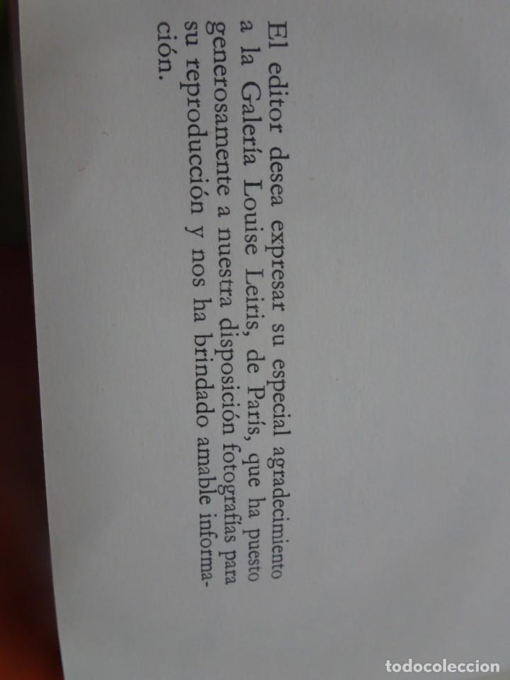 Libros de segunda mano: ESCULTURAS DE PICASSO – OBRA COMPLETA - W. SPIES - 1ª EDICIÓN 1971, GUSTAVO GILI , VER FOTOS - Foto 6 - 223219790