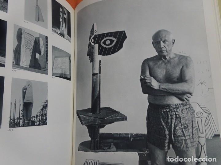 Libros de segunda mano: ESCULTURAS DE PICASSO – OBRA COMPLETA - W. SPIES - 1ª EDICIÓN 1971, GUSTAVO GILI , VER FOTOS - Foto 7 - 223219790
