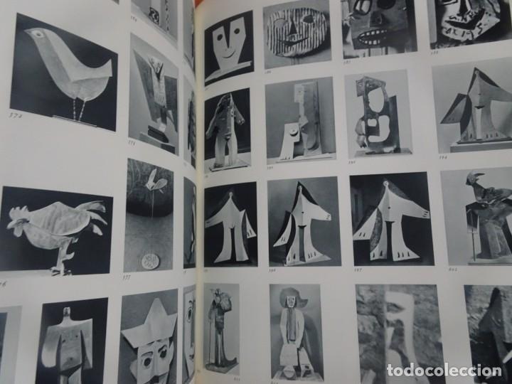 Libros de segunda mano: ESCULTURAS DE PICASSO – OBRA COMPLETA - W. SPIES - 1ª EDICIÓN 1971, GUSTAVO GILI , VER FOTOS - Foto 8 - 223219790