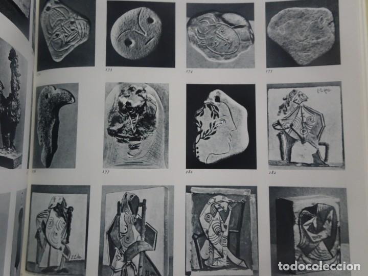 Libros de segunda mano: ESCULTURAS DE PICASSO – OBRA COMPLETA - W. SPIES - 1ª EDICIÓN 1971, GUSTAVO GILI , VER FOTOS - Foto 10 - 223219790
