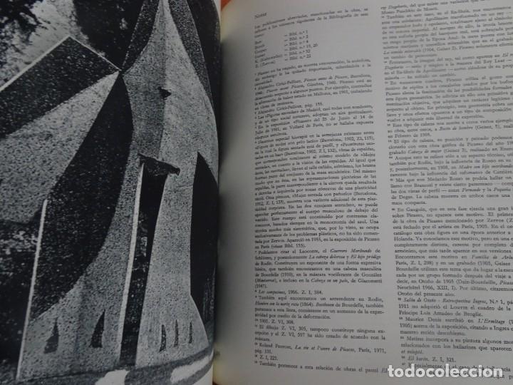Libros de segunda mano: ESCULTURAS DE PICASSO – OBRA COMPLETA - W. SPIES - 1ª EDICIÓN 1971, GUSTAVO GILI , VER FOTOS - Foto 11 - 223219790