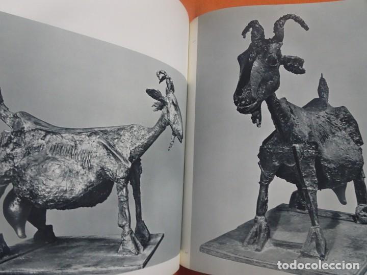 Libros de segunda mano: ESCULTURAS DE PICASSO – OBRA COMPLETA - W. SPIES - 1ª EDICIÓN 1971, GUSTAVO GILI , VER FOTOS - Foto 17 - 223219790