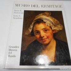 Libros de segunda mano: GRANDES MUSEOS DEL MUNDO MUSEO DEL ERMITAGE Q3488A. Lote 223226185