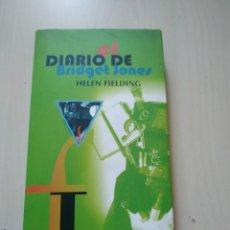 Libros de segunda mano: EL DIARIO DE BRIDGET JONES - HELEN FIELDING. LUMEN. Lote 223232732
