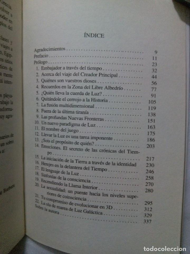 Libros de segunda mano: MENSAJEROS DEL ALBA / BARBARA MARCINIAK - Foto 4 - 223409995