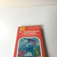 Libros de segunda mano: EL SUBMARINO FANTASMA. ELIGE TU PROPIA AVENTURA, TIMUN MAS Nº 19, LIBRO JUEGO, ROL, JUGUETE, EGB. Lote 223483595