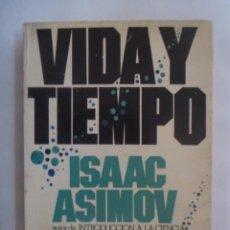 Libros de segunda mano: (42)LOTE DE 9 LIBROS ISAAC ASIMOV LIBROS. Lote 223610707