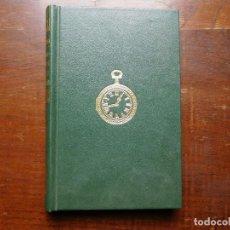Libros de segunda mano: LIBRO COLECCIONISMO DE RELOJES DE BOLSILLO J.M. ECHEVERRIA IDIOMA CASTELLANO. Lote 223621411