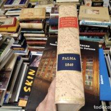 Libros de segunda mano: DICCIONARI MALLORQUÍ - CASTELLÀ PERE ANTONI FIGUERA. 1840. EDICIÓ FACSÍMIL GUILLERMO BAUZÁ . 2007. Lote 223648465