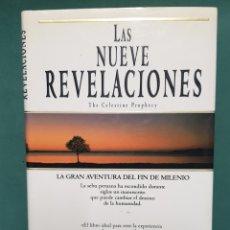 Libros de segunda mano: LAS NUEVE REVELACIONES DE JAMES REDFIELS OCTAVA EDICIÓN 1995. Lote 223652605