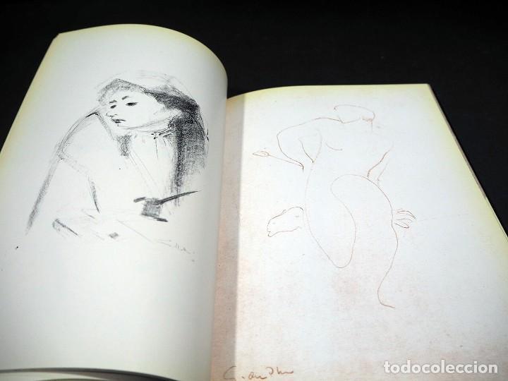 Libros de segunda mano: Gregorio del Olmo. Dibujos. Por Enrique Azcoaga. Editorial Gavar 1980 - Foto 3 - 224091935