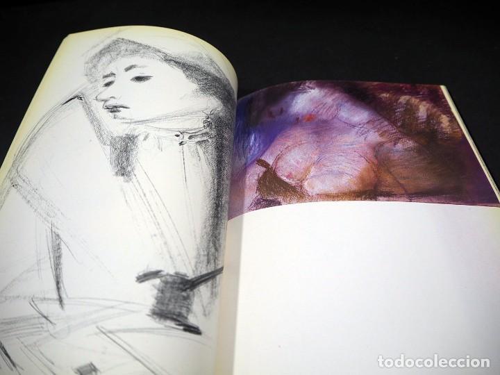 Libros de segunda mano: Gregorio del Olmo. Dibujos. Por Enrique Azcoaga. Editorial Gavar 1980 - Foto 4 - 224091935