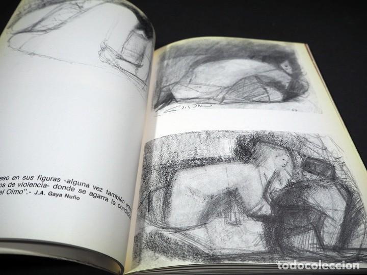 Libros de segunda mano: Gregorio del Olmo. Dibujos. Por Enrique Azcoaga. Editorial Gavar 1980 - Foto 5 - 224091935