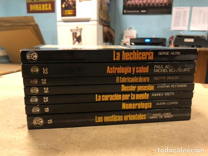 Libros de segunda mano: LOTE DE 7 LIBROS COLECCIÓN LA OTRA CIENCIA. EDICIONES MARTÍNEZ ROCA. - Foto 2 - 224101197