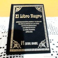 Libros de segunda mano: EL LIBRO NEGRO / LIBRO MUY BUSCADO. Lote 224123543