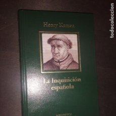 Libros de segunda mano: BIBLIOTECA HISTORIA DE ESPAÑA , HENRY KAMEN - LA INQUISICIÓN ESPAÑOLA. Lote 224129365