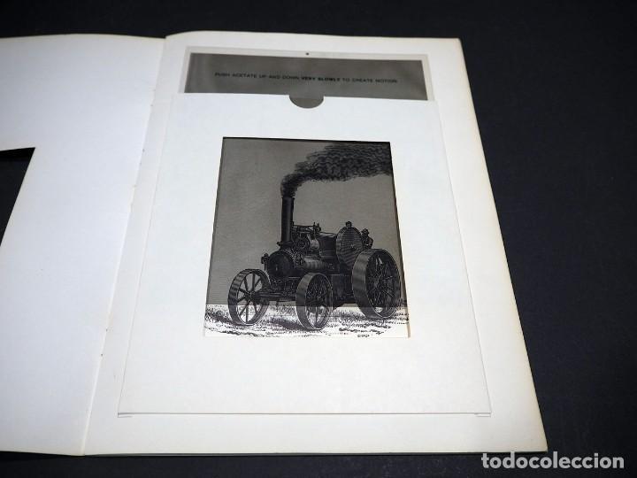 Libros de segunda mano: THE MAGIC MOVING PICTURE BOOK. BLISS, SANDS & CO. DOVER PUBLICATIONS. - Foto 3 - 224168885