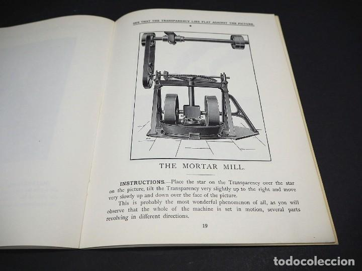 Libros de segunda mano: THE MAGIC MOVING PICTURE BOOK. BLISS, SANDS & CO. DOVER PUBLICATIONS. - Foto 5 - 224168885