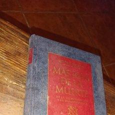 Libros de segunda mano: LIBRO, MÁS ALLÁ DE LA MUERTE DE LA REENCARNACIÓN A LA PARAPSICOLOGÍA, POR HELENE RENARD. Lote 224255070