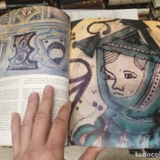 Libri di seconda mano: CERÁMICA CATALANA. TEXT : ALEXANDRE CIRICI . FOTOGRAFIES RAMON MANENT . DESTINO. 1ª EDICIÓ 1977. Lote 224265587