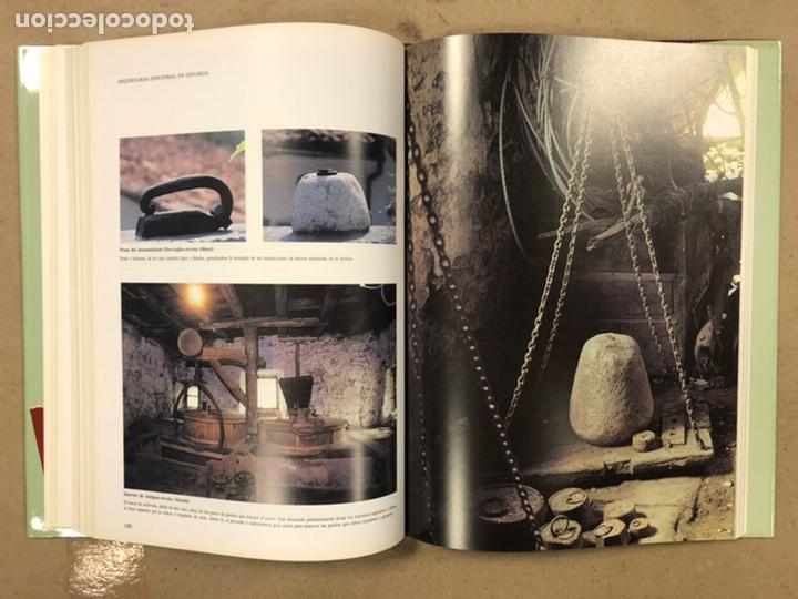 Libros de segunda mano: ARQUEOLOGÍA INDUSTRIAL EN GIPUZKOA. VV.AA. EDITA: GOBIERNO VASCO - UNIVERSIDAD DEUSTO - AGFA 1990 - Foto 11 - 224294672