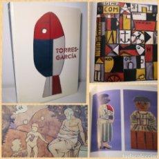 Libros de segunda mano: TORRES GARCÍA, JOAQUIM (1874-1949) - MUSEO PICASSO DE BARCELONA, 2003-2004 - AUSA. Lote 224313423