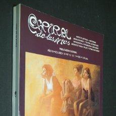 Libros de segunda mano: ESPIRAL DE LAS ARTES. AÑO III, VOLUMEN IV, Nº 15/16/17 .1995. Lote 224320305