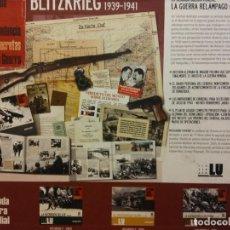 Livros em segunda mão: LA GUERRA RELÁMPAGO. VOLUMEN 1. 1939-1941. RICHARD OVERY. EDICIONES LU. Lote 224349163