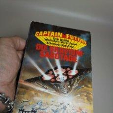 Libros de segunda mano: CAPTAIN FUTURE - BASTEI TB : DIE GRAVIUM-SABOTAGE --EN ALEMAN--1982. Lote 224369642