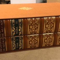 Libros de segunda mano: CRÓNICA DE LA ORDEN DE ALCÁNTARA DE ALONSO DE TORRES Y TAPIA FACSÍMIL EN 2 TOMOS CON ESTUCHE.. Lote 224389023
