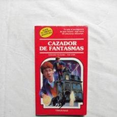 Libros de segunda mano: CAZADOR DE FANTASMAS DE EDWARD PACKARD Y TED ENIK. Lote 224498898