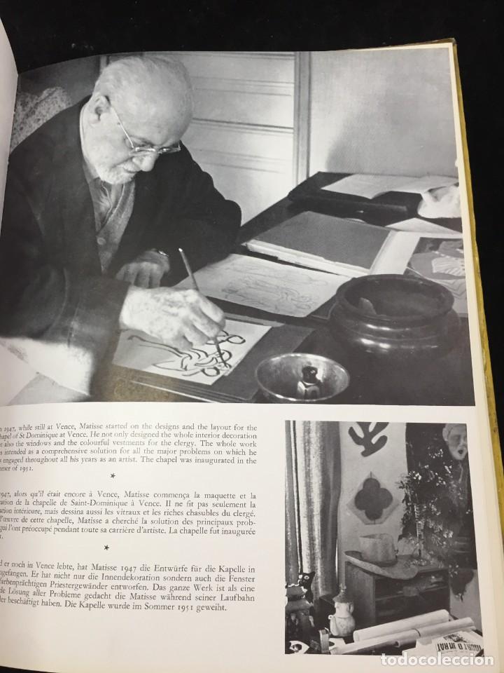 Libros de segunda mano: 8 European Artists Braque, Chagall, Leger, Le Corbusier, Matisse, Moore, Picasso and Sutherland 1954 - Foto 5 - 224509106
