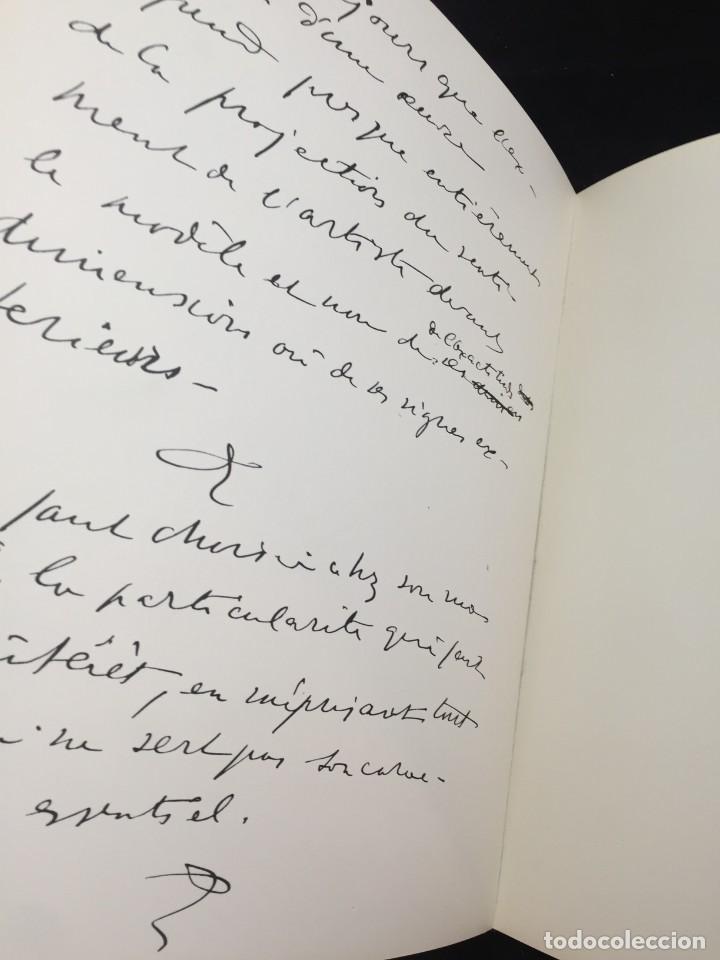 Libros de segunda mano: 8 European Artists Braque, Chagall, Leger, Le Corbusier, Matisse, Moore, Picasso and Sutherland 1954 - Foto 6 - 224509106