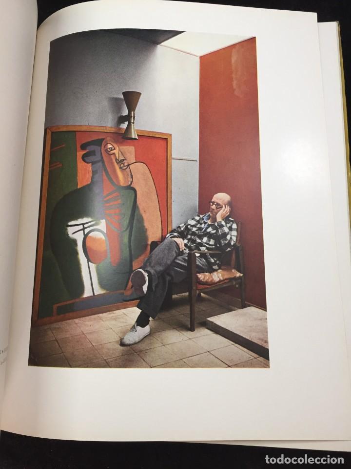 Libros de segunda mano: 8 European Artists Braque, Chagall, Leger, Le Corbusier, Matisse, Moore, Picasso and Sutherland 1954 - Foto 8 - 224509106