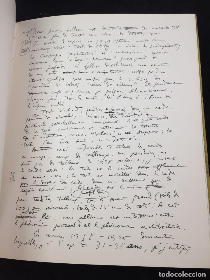Libros de segunda mano: 8 European Artists Braque, Chagall, Leger, Le Corbusier, Matisse, Moore, Picasso and Sutherland 1954 - Foto 9 - 224509106