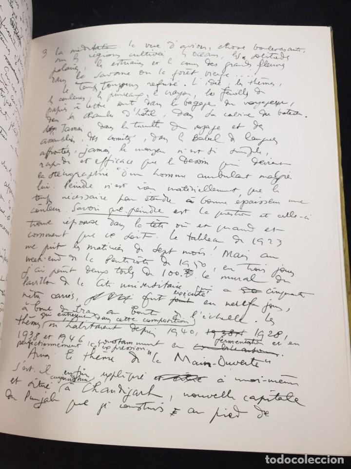 Libros de segunda mano: 8 European Artists Braque, Chagall, Leger, Le Corbusier, Matisse, Moore, Picasso and Sutherland 1954 - Foto 10 - 224509106