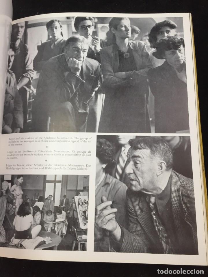 Libros de segunda mano: 8 European Artists Braque, Chagall, Leger, Le Corbusier, Matisse, Moore, Picasso and Sutherland 1954 - Foto 11 - 224509106