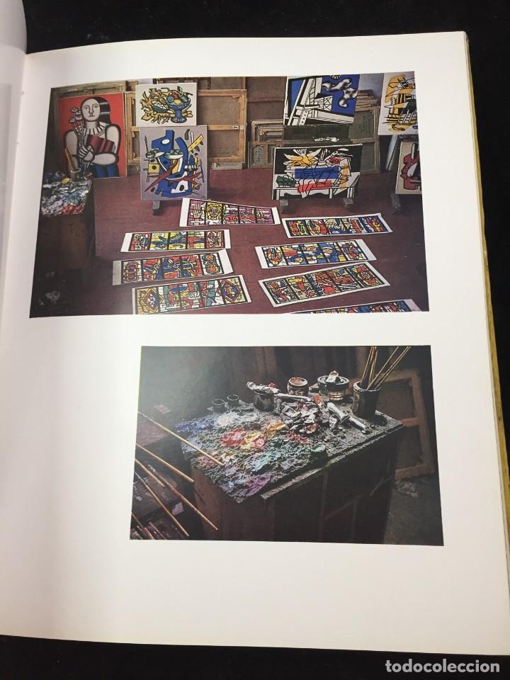 Libros de segunda mano: 8 European Artists Braque, Chagall, Leger, Le Corbusier, Matisse, Moore, Picasso and Sutherland 1954 - Foto 12 - 224509106