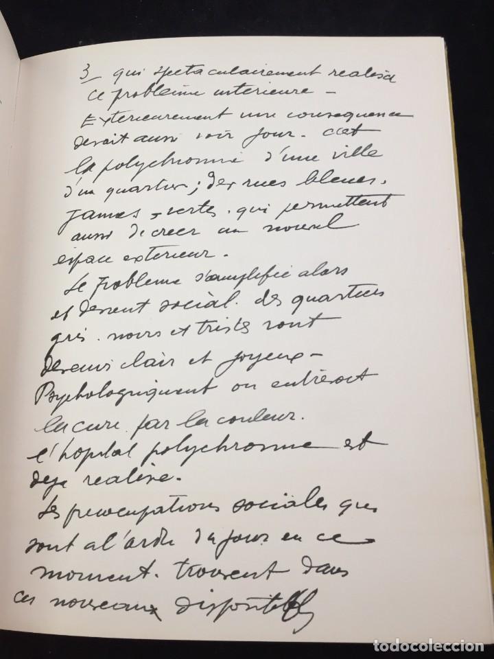 Libros de segunda mano: 8 European Artists Braque, Chagall, Leger, Le Corbusier, Matisse, Moore, Picasso and Sutherland 1954 - Foto 13 - 224509106