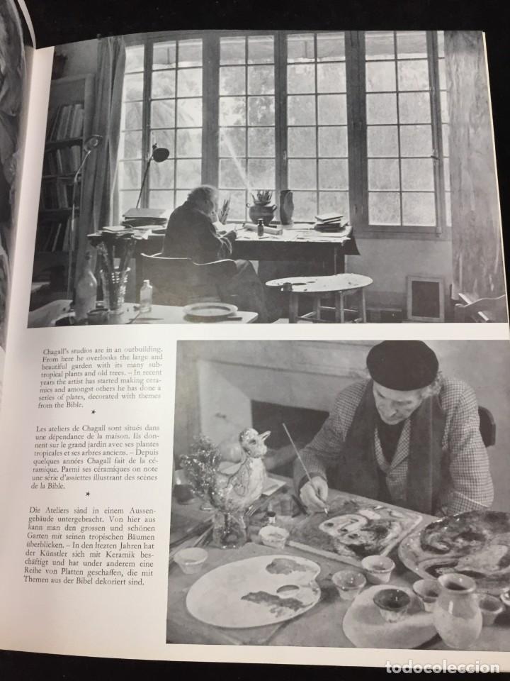 Libros de segunda mano: 8 European Artists Braque, Chagall, Leger, Le Corbusier, Matisse, Moore, Picasso and Sutherland 1954 - Foto 15 - 224509106