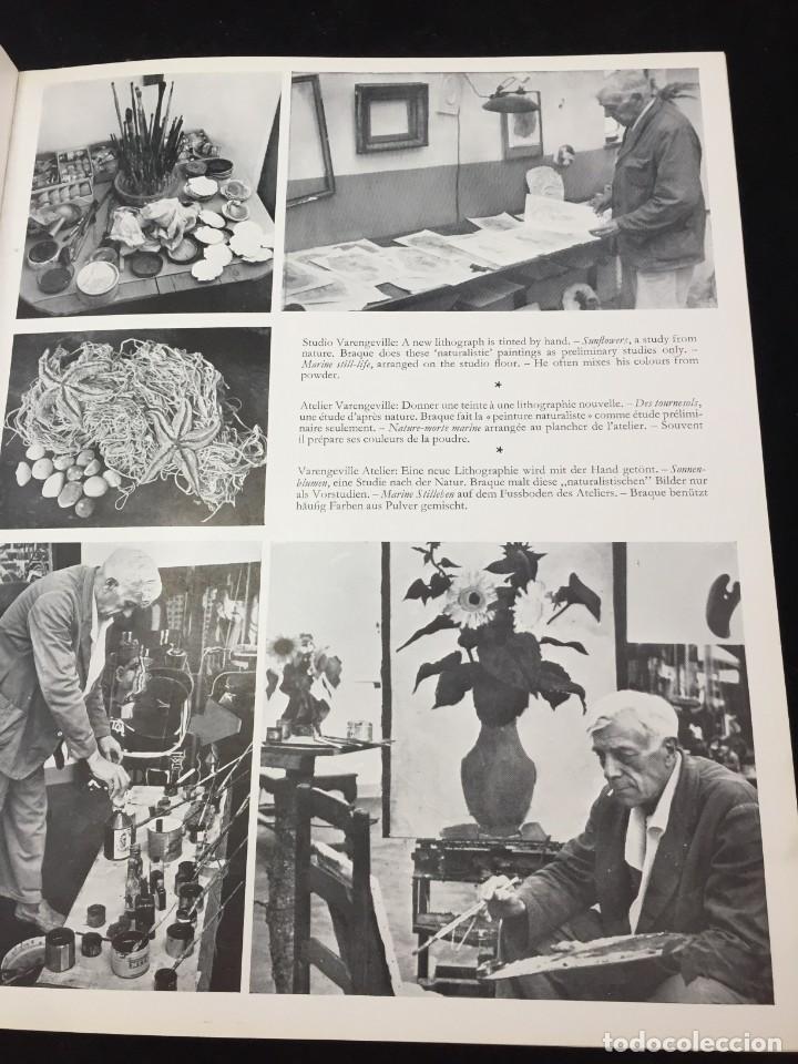 Libros de segunda mano: 8 European Artists Braque, Chagall, Leger, Le Corbusier, Matisse, Moore, Picasso and Sutherland 1954 - Foto 18 - 224509106