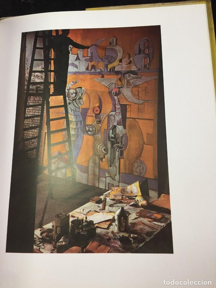Libros de segunda mano: 8 European Artists Braque, Chagall, Leger, Le Corbusier, Matisse, Moore, Picasso and Sutherland 1954 - Foto 20 - 224509106