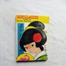 Libros de segunda mano: MINICLASICOS TOMO 10 DE MARIA PASCUAL. Lote 224516351