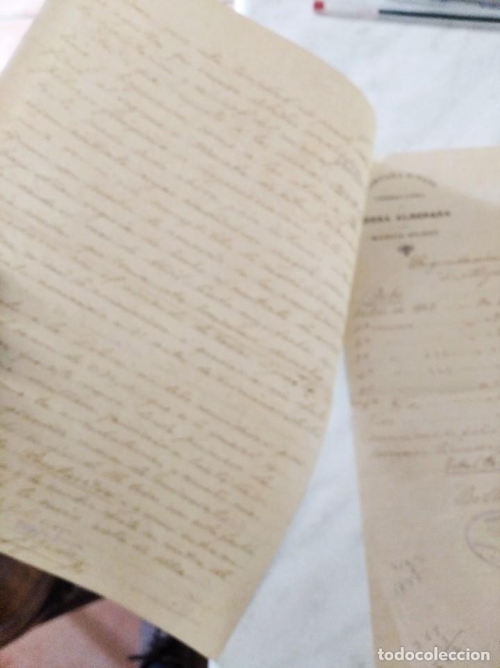 Libros de segunda mano: MINERIA MURCIA. COMPAÑIA MINERA Y FERROCARRIL DE SIERRA ALMENARA. MINAS MORATA. ALEJ. MARIN. 1903 - Foto 5 - 224574468